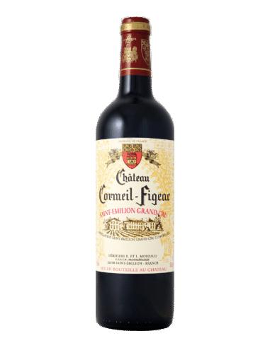 Château Cormeil Figeac Vin Rouge